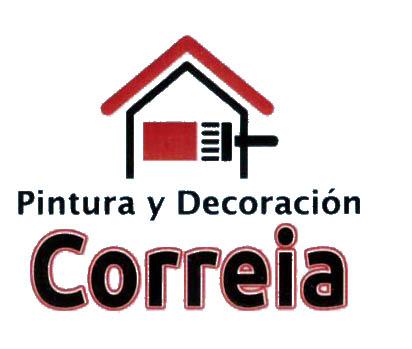 Logo Pintura y decoración Correia